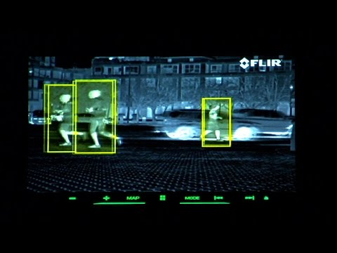 Flir Systems Night Vision On The Streets Of San Francisco