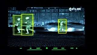 Flir Systems' night vision on the streets of San Francisco