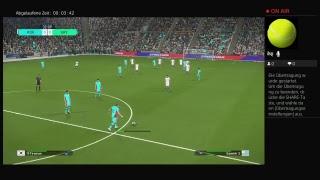 PES 2018 South Korea vs Uruguay
