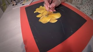 🖌 Técnica: Pintura Decorativa