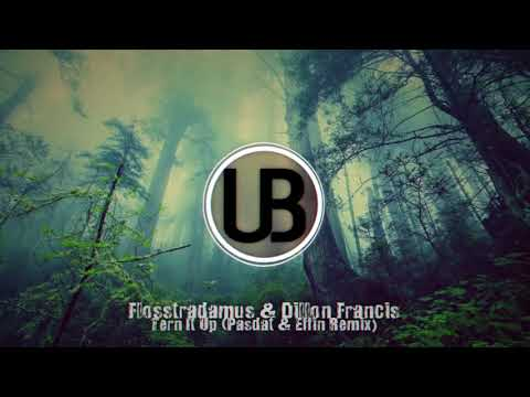 Flosstradamus & Dillon Francis - Tern It Up (Pasdat & Effin Remix) (BRUTAL BASS BOOSTED)