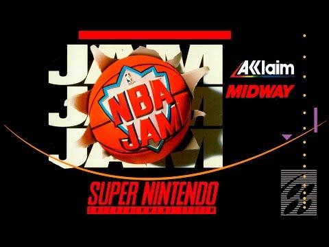 NBA Jam [Super Nintendo]