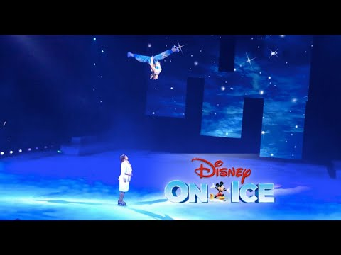 Disney On Ice Road Trip Adventures 2019 - Aladdin And Jasmine