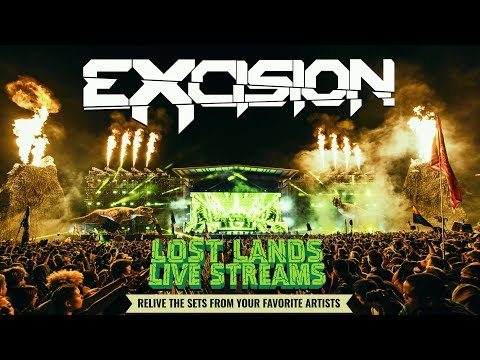 Excision  @ Lost Lands 2017