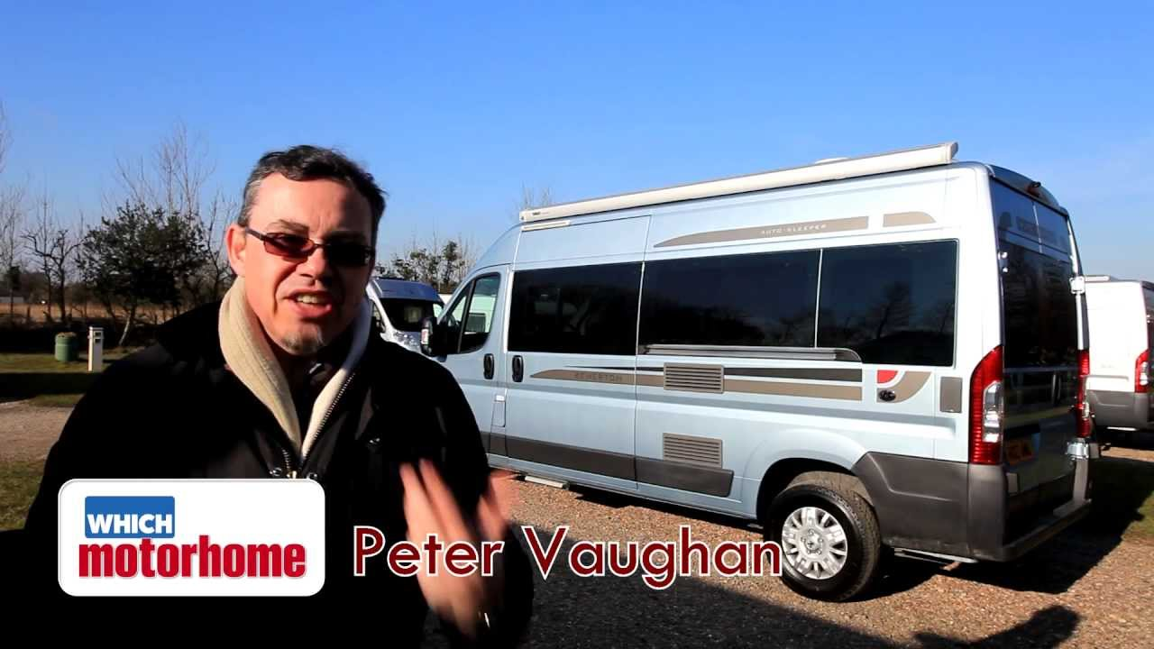 Van Conversion Review Autosleeper Kemerton Which Motorhome Magazine