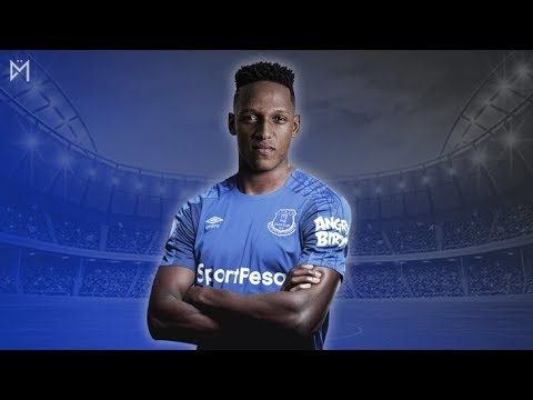 Yerry Mina 2018 ● Welcome To EVERTON  ● Defensive Skills ᴴᴰ