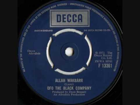 Ofo The Black Company - Allah Wäkbarr 1972