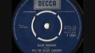 Ofo The Black Company - Allah Wäkbarr 1972
