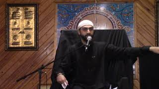 Sh  Ahmed Bazzi Loyalty Night of 8th Moharram 2018 1