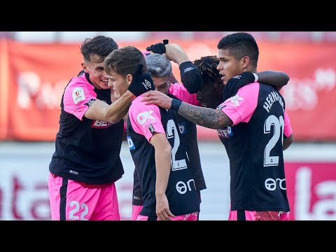 Zamora CF vs RCD Mallorca (0-1) | Resumen y goles | Highlights Copa del Rey