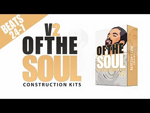 Hip Hop x Trap Beat Construction Kits 2017 - Of The Soul V2