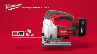 Milwaukee® M18™ Jig Saw 2645-22