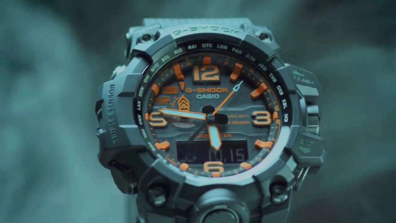336ed061027 Lançamento G-SHOCK Maharishi - New Look Time Relógios - YouTube