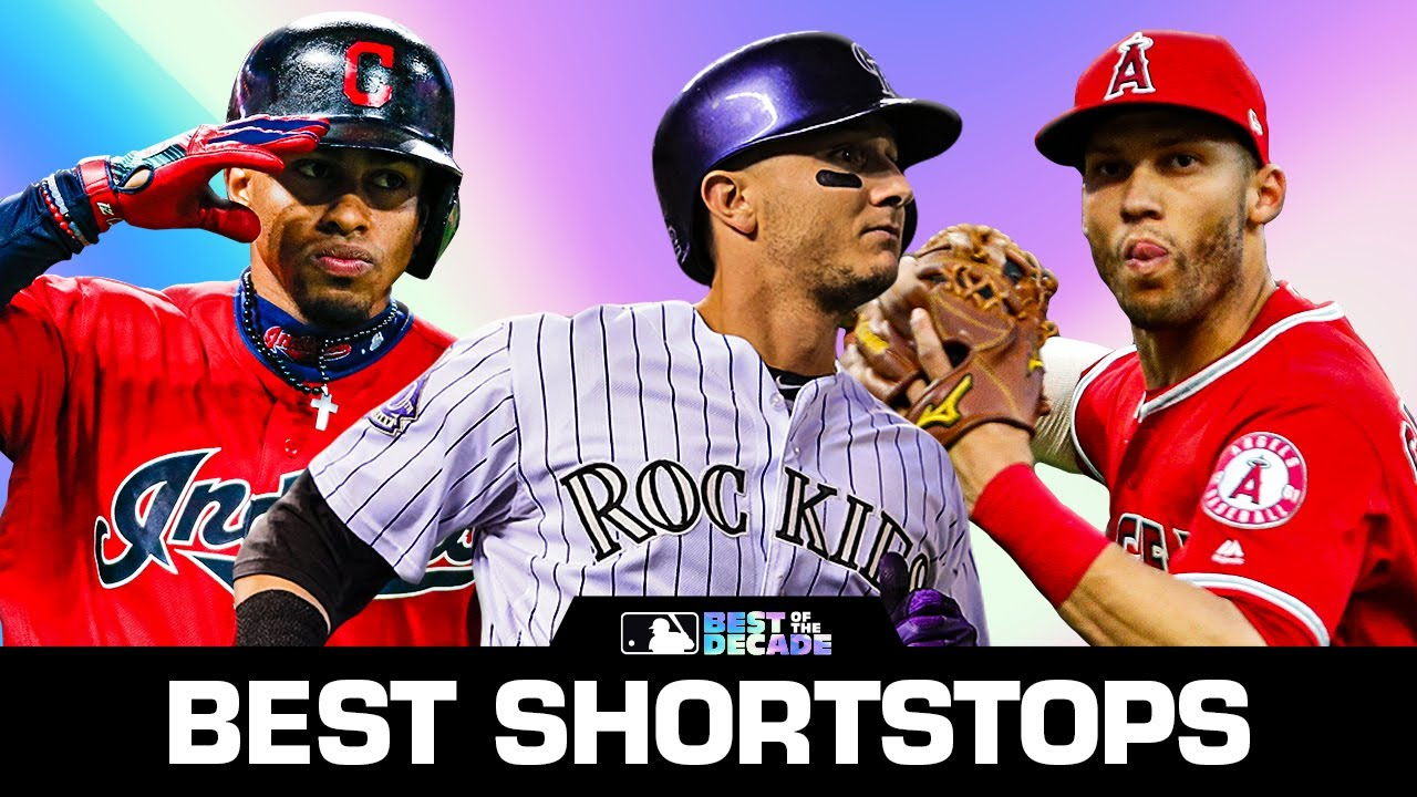 Best Shortstops of the 2010s   Best of the Decade