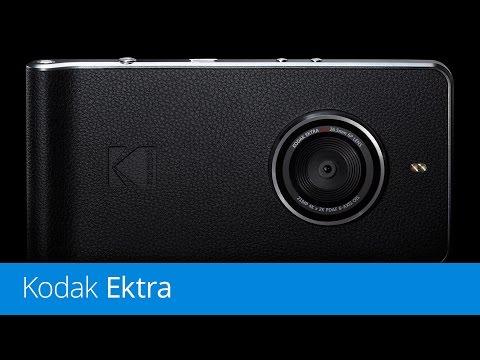 Kodak Ektra (recenze)