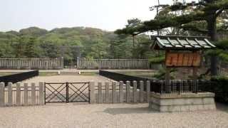 百舌鳥古墳群の詳細情報や地図はこちら↓ http://www.healing-japan.tv/s...