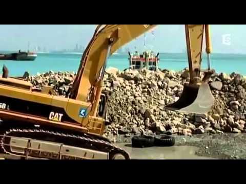Toute les îles de Dubaï Reportage
