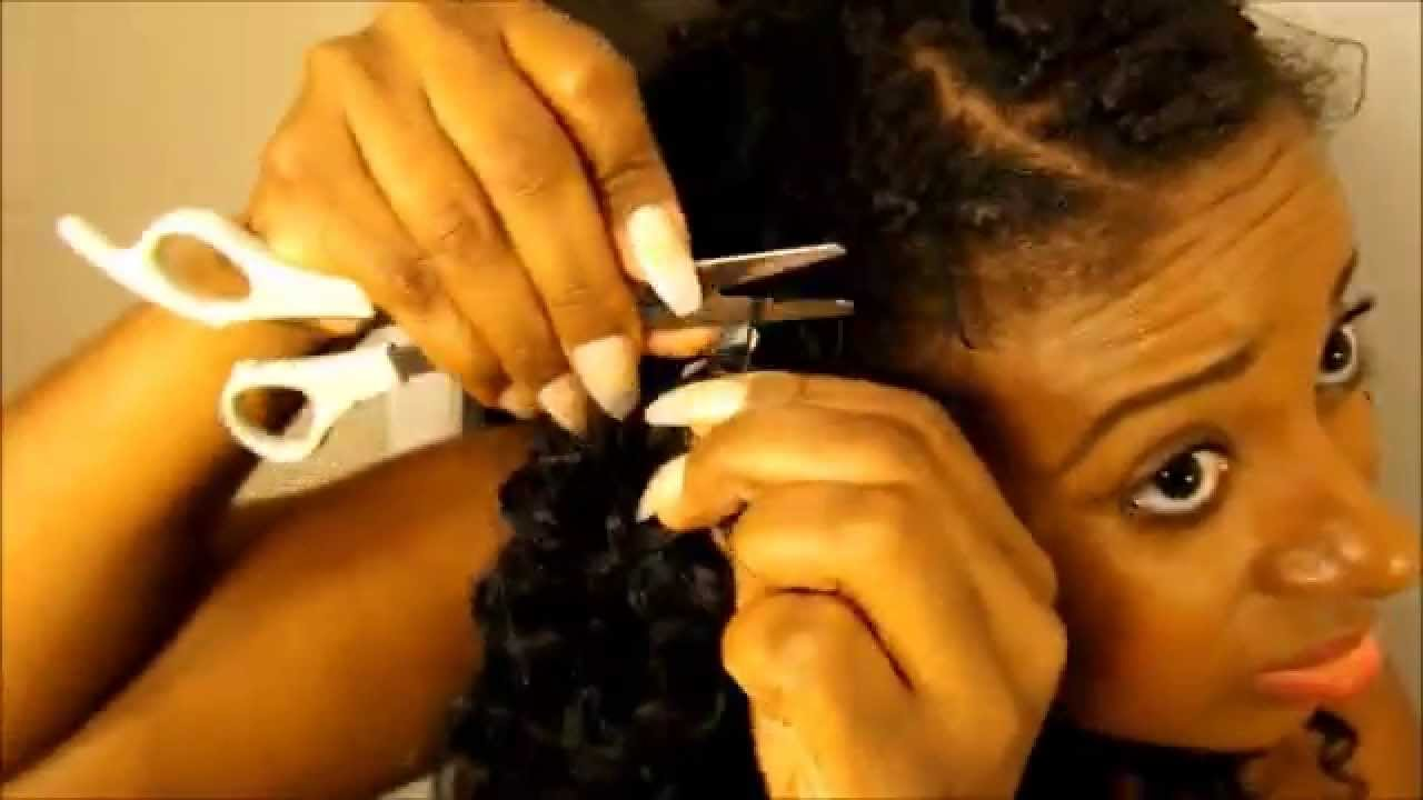 How to remove take down your sew in extensions wo cutting your how to remove take down your sew in extensions wo cutting your hair qualah youtube pmusecretfo Images