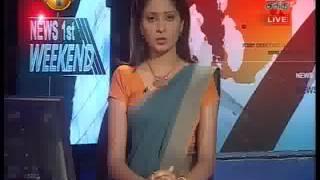 News 1st Prime time 8PM Shakthi TV 17th January 2015
