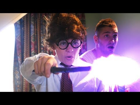 Stealing HARRY POTTER'S WAND (AGE RESTRICTED)
