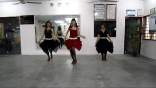Mira Pa' Dentro by Mayee Lee. line dance (13/1/11)