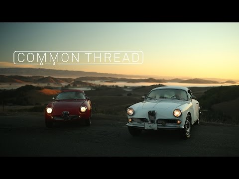 Alfa Romeos Are a Common Thread in One Family's Legacy