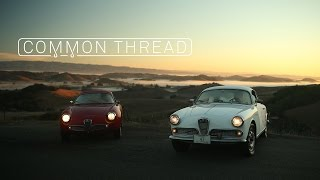 alfa romeos are a common thread in one familys legacy