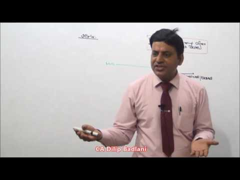 Accounts : AS 4 : Professional Series : Accounting Standards : Lecture 1