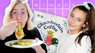 We Ate Like Emma Chamberlain For A Week