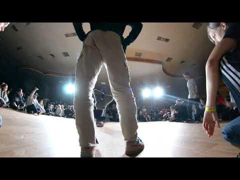 Beat YH vs Balamuc vs Ianis // Top 8 // Street Groove Jam 2018