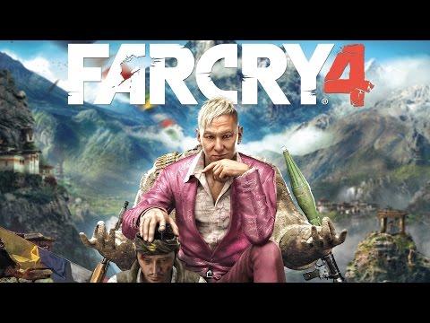 Far Cry 4 [cz] - GP #1 - Borec v růžovém obleku!