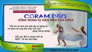 HTTL PHÚC ÂM - Chương Trình Thờ Phượng Chúa - 10/10/2021