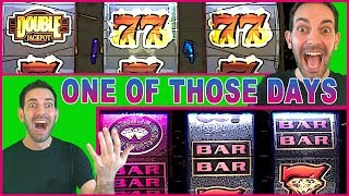 😁 One of those Days! ✦ MULTIPLIER MONDAYS ✦ Slot Machine Pokies