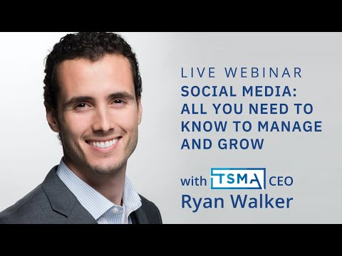 Social Media for Actors with TSMA