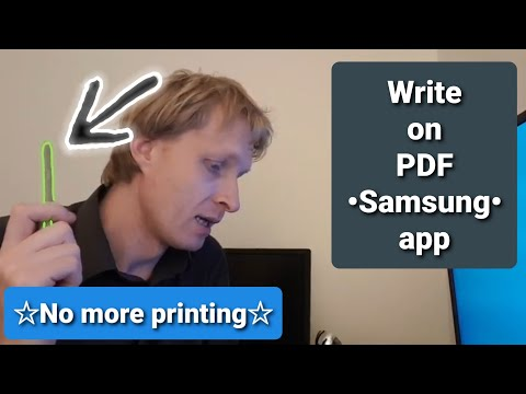 filling-pdf-forms-using-samsung-dex-with-tabs6-tablet-and-stylus