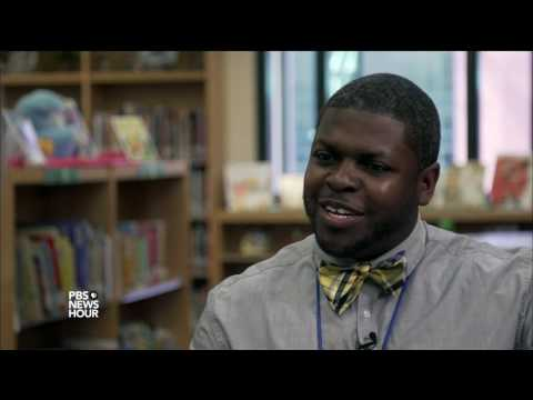How this man found his calling as an early elementary teacher