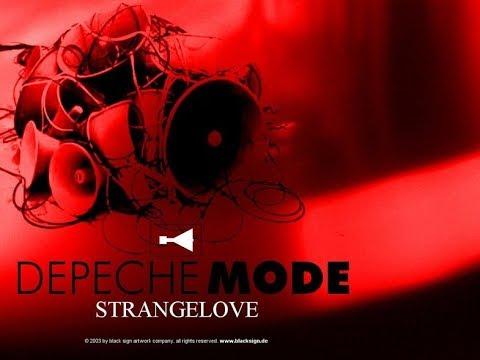 Depeche Mode   Strangelove rmx