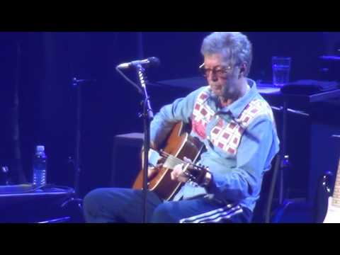 Eric Clapton - I Will Be There / Budokan 2016.4.18