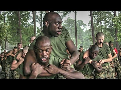 Marine Corps Martial Arts Program: Hand-To-Hand Combat Train