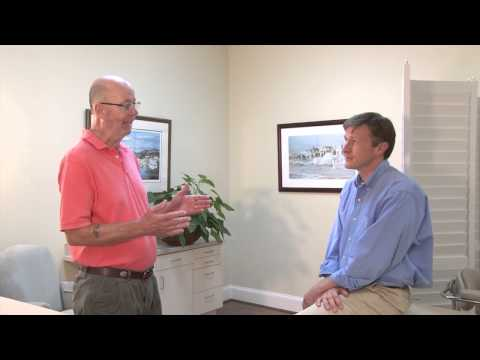 Laser Periodontal Patient - Mitch Scott - Durham Dental - Stephen W Durham, DMD, MAGD - Beaufort, SC