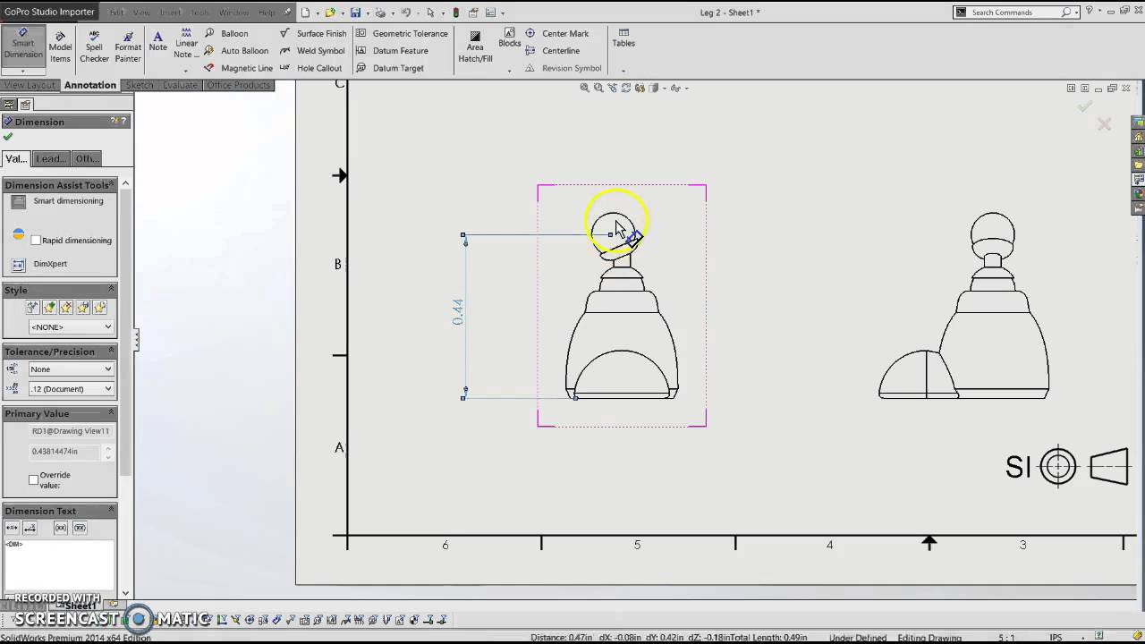 Adding Template to Solidworks and Tips for Creating Drawings - YouTube