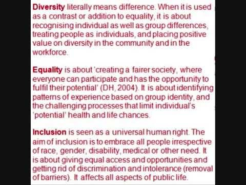 principles discrimination and social care By eliminating prejudice and discrimination,  based on social categories such as gender, race,  maternity care for lesbian mothers,.