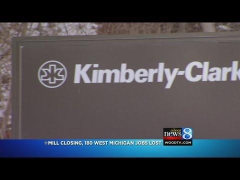 Kimberly-Clark Belmont Mill closing