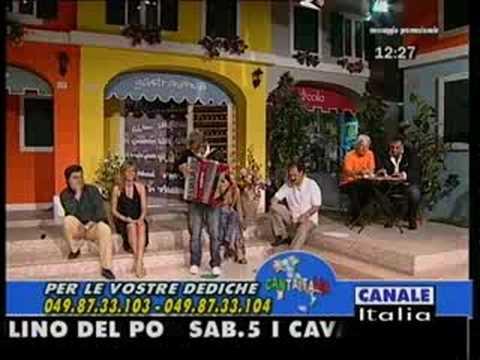 Anna-Maestro Claudio Bonelli-canale italia-