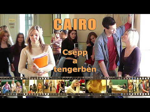 CAIRO - Csepp a tengerben (Official Music Video)