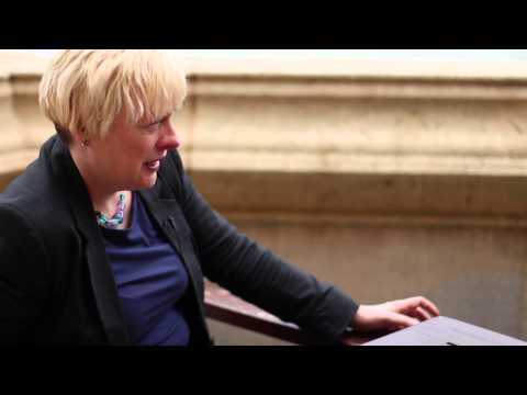 Abby Tomlinson interviews Angela Eagle MP