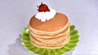 How To Make Homemade Pancakes -- Pancake Recipe