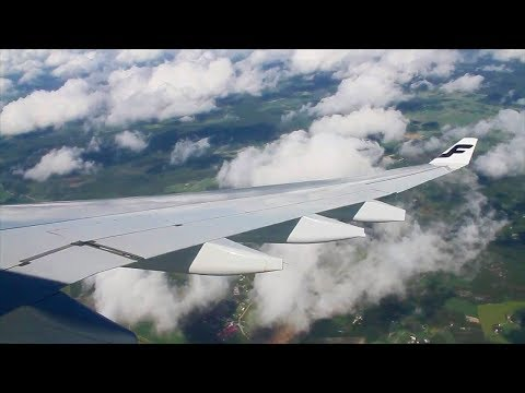 Finnair A330-300 Tokyo Narita-Helsinki Safety, Takeoff, Inflight, Landing