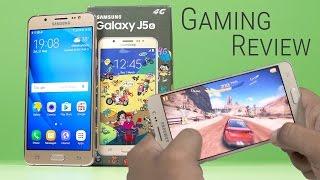 Samsung Galaxy J5 2016 Gaming Review!