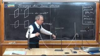 Урок 422. Поляризация света. Закон Малюса
